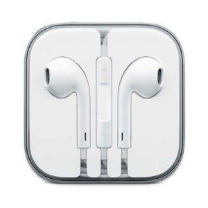 white earphones for ipod