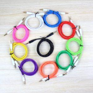 Wholesale 3.5mm Aux Auxiliary audio cable