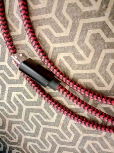 2.1A Fast Charging 10Foot Long Cords with Hang Tags photo review